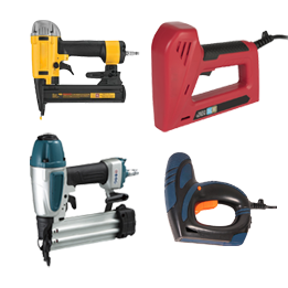Nailers, Staplers & Cutters