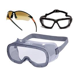 Safety Goggles & Eyewears