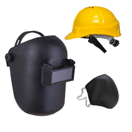 Safety Helmets & Face Protection