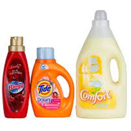 Detergent, Soap & Softeners