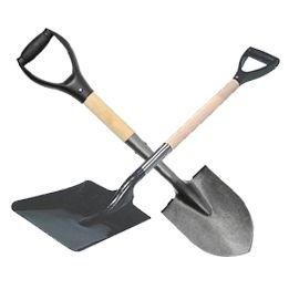 Shovels & Trowels